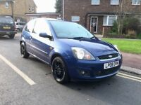 Ford fiesta 2008 one owner