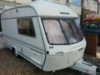 Caravan Lunar Clubman 390-2