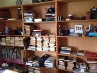 4 Bookcases for sale