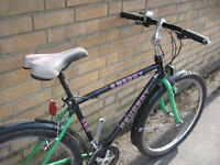 Small - Peugeot mountain bike - central Oxford - Ready to ride