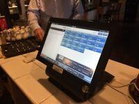 Epos Casio V-R7000 System Fast Food Restaurant Pub Hospitality 15.6' TouchScreen Retail