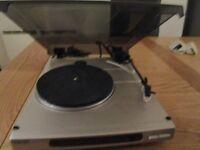 Sony Turntable
