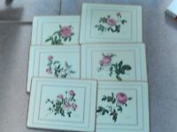 Set of Table Place Mats
