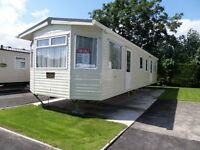 USED 2010 Carnaby Willow 37ftx12ft Static Caravan Holiday Home FOR SALE Sited at The Little Paddock