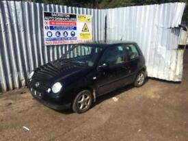 breaking for spares vw lupo 1.0 x reg