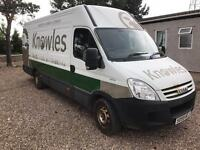 IVECO DAILY LWB 2010
