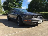 2007 Mustang 4lt Fastback - LHD, Manual Gears, Great Muscle Car