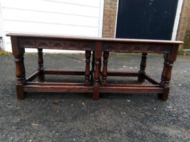 Set of 3 tables - great for a DIY project