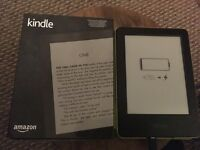 REDUCED!!!Amazon Kindle 7th generation and extras