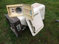 Avondale caravan heating/water system