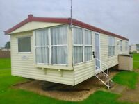 6 Berth static caravan for sale in East Anglia, by Norfolk beach, near Gt Yarmouth, not Haven