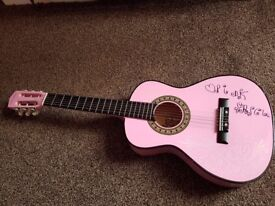***CHILDREN'S GUITAR PINK GIRLS ***