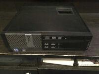 Dell Core i5 3 gen desktop 8gb ram Radeon HD 7200 desktop