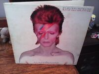 DAVID BOWIE ALADDIN SANE ORIGINAL UK 1ST PRESSING