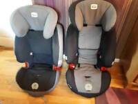 Brita Evolva Car Seats