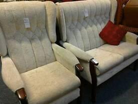 Upright Sofa #26209 £90