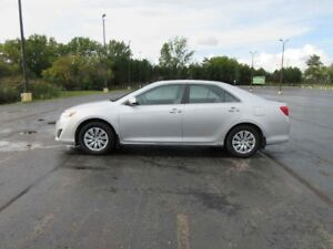 2012 Toyota CAMRY LE FWD