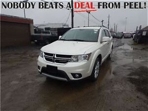 2017 Dodge Journey Brand New GT, Leather, 7 Pass $30,995 & 0% 84