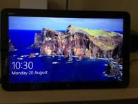 Dell 18,4 inch touch screen tablet