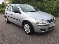 Vauxhall corsa 1.2 life 2004 *5door* *low mileage* *drives faultless*