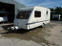 Sterling Europa 460 2 Berth Touring Caravan