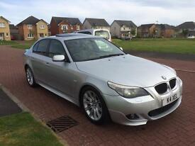 BMW 530d M SPORT AUTO 10,000 pounds of factory extras!!