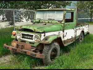 Wanted  4x4 and trucks Woodroffe Palmerston Area Preview