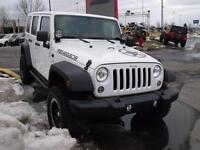 2014 Jeep Wrangler Unlimited Sport /AUTO/ 2TOITS