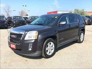 2015 GMC Terrain SLE-1**AWD**BACK UP CAMERA**BLUETOOTH**