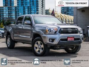 2015 Toyota Tacoma 4X4 Double Cab V6 TRD Sport Premium Package