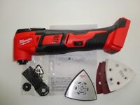 Milwaukee M 18 BMT- 0 18volt Cordless COMPACT MULTI-TOOL Body Only 2017