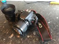 Canon t3i rebel 600d as new