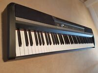 Korg SP-170s Portable Digital Digital Piano (with stand and Stagg chair)