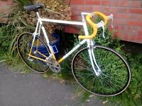 America Orbit 531c classic road bike lightweight lovely piece of history in working condition