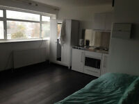 ALL BILLS INCLUDED Stunning spacious new build studio flat close to Wandsworth, wimbledon and putney