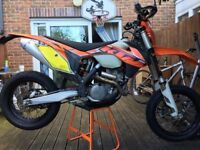 KTM 350 xcf-w not EXC Supermoto Road Legal