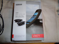 New iDetect landline phones: Retro Vision x 2 handset & answering machines