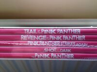 The Pink Panther Five Films Collection (5 Disc Box Set)...new and unopened.