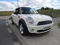 MINI HATCH FIRST 1.4 FIRST 3d 75 BHP 6 Months RACWarranty Years MOT Included