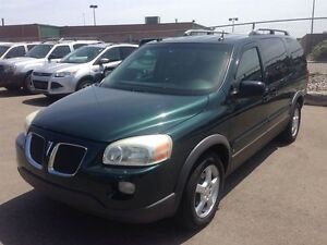 2006 PONTIAC MONTANA SV6 EXTENDED,TV,DVD,MINT CONDITION,NO RUST!