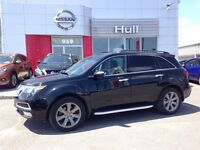 2011 Acura MDX Elite Package All-wheel Drive