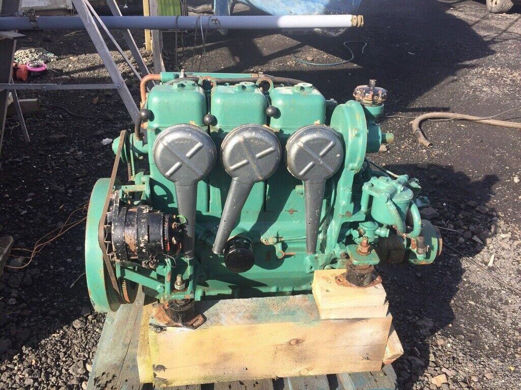 Volvo Penta MD17C Marine Diesel Engine and Gearbox | in Hyndland, Glasgow |  Gumtree