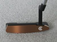Cleveland TFI 8.0 2135 putter - as new