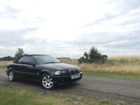 2003 AUTOMATIC BMW 318 CI AUTO CONVERTIBLE TOP SPECIFICATION AS GOOD AS M SPORT