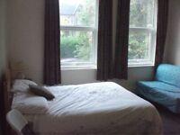 Large Studio Bedsit to let in Leafy Nether Edge. £350 Including Bills.