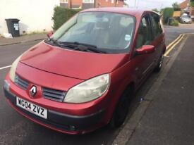 Renault Megane scenic £500