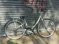 Ladies town bike small frame