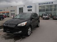 2014 Ford Escape Titanium 4wd PANORAMA ROOF LEATHER NAVIGATION