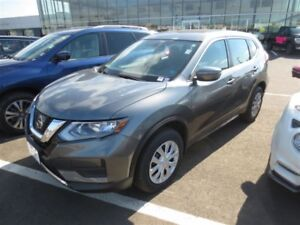 2017 Nissan Rogue S AWD: HTD SEATS, BAKUP CAM WHILE SUPPLIES L