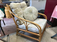 Cane Conservatory Chair